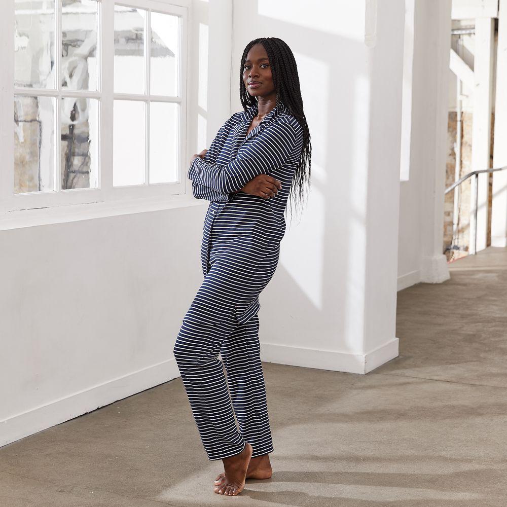 Pyjama Bas Femme Mariniere Le Slip Français