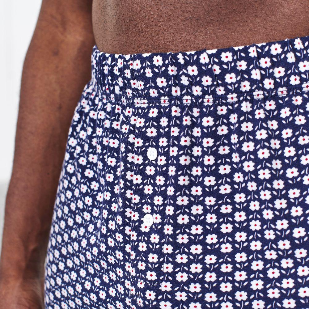 Calecon Homme Sixties Marine Le Slip Français