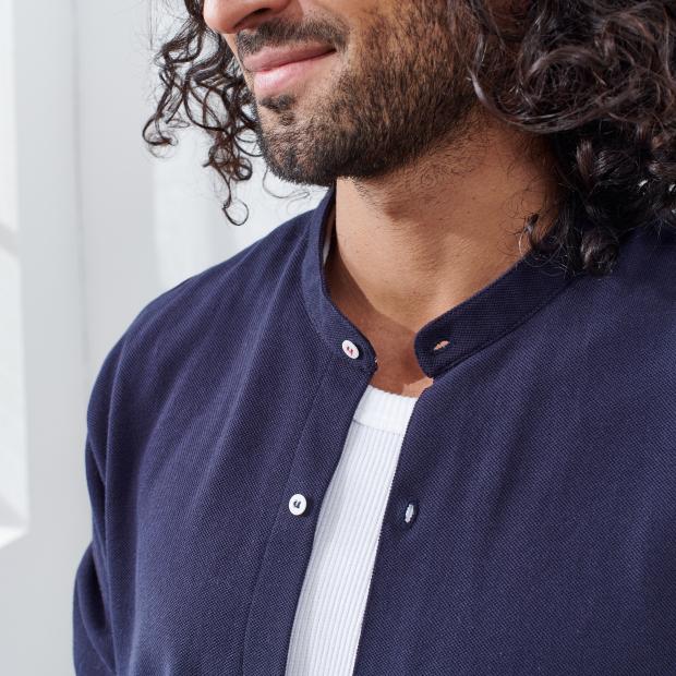 Navyblue shirt
