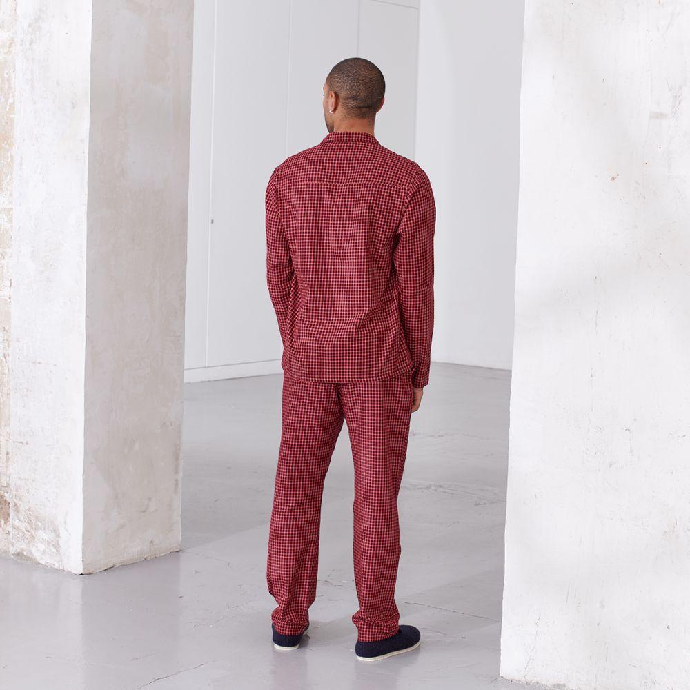 Pyjama Bas Homme Vichy Le Slip Français