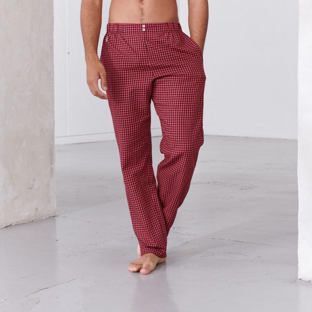 Pyjama pants from organic cotton