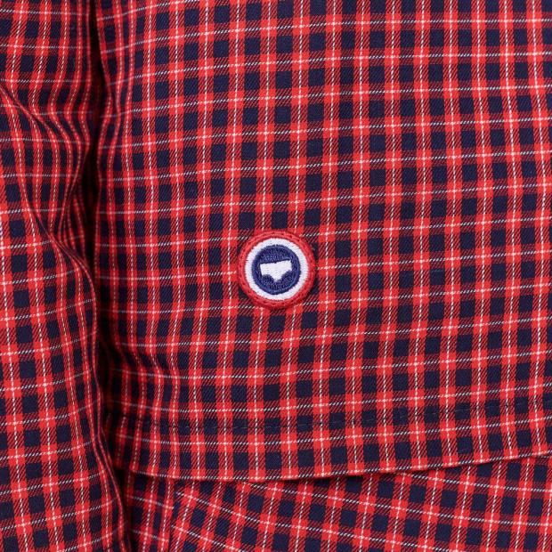Pyjama shirt from organic cotton