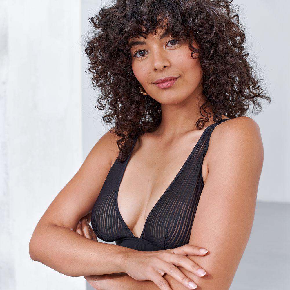 Body Lingerie Femme Noir Le Slip Français