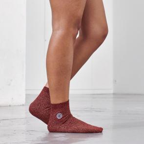 Kurze Socken aus Bio-Baumwolle