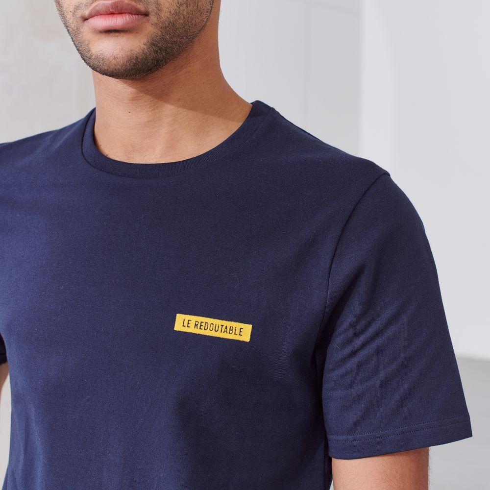 Easywear Haut Mixte Marine/Redoutable Le Slip Français