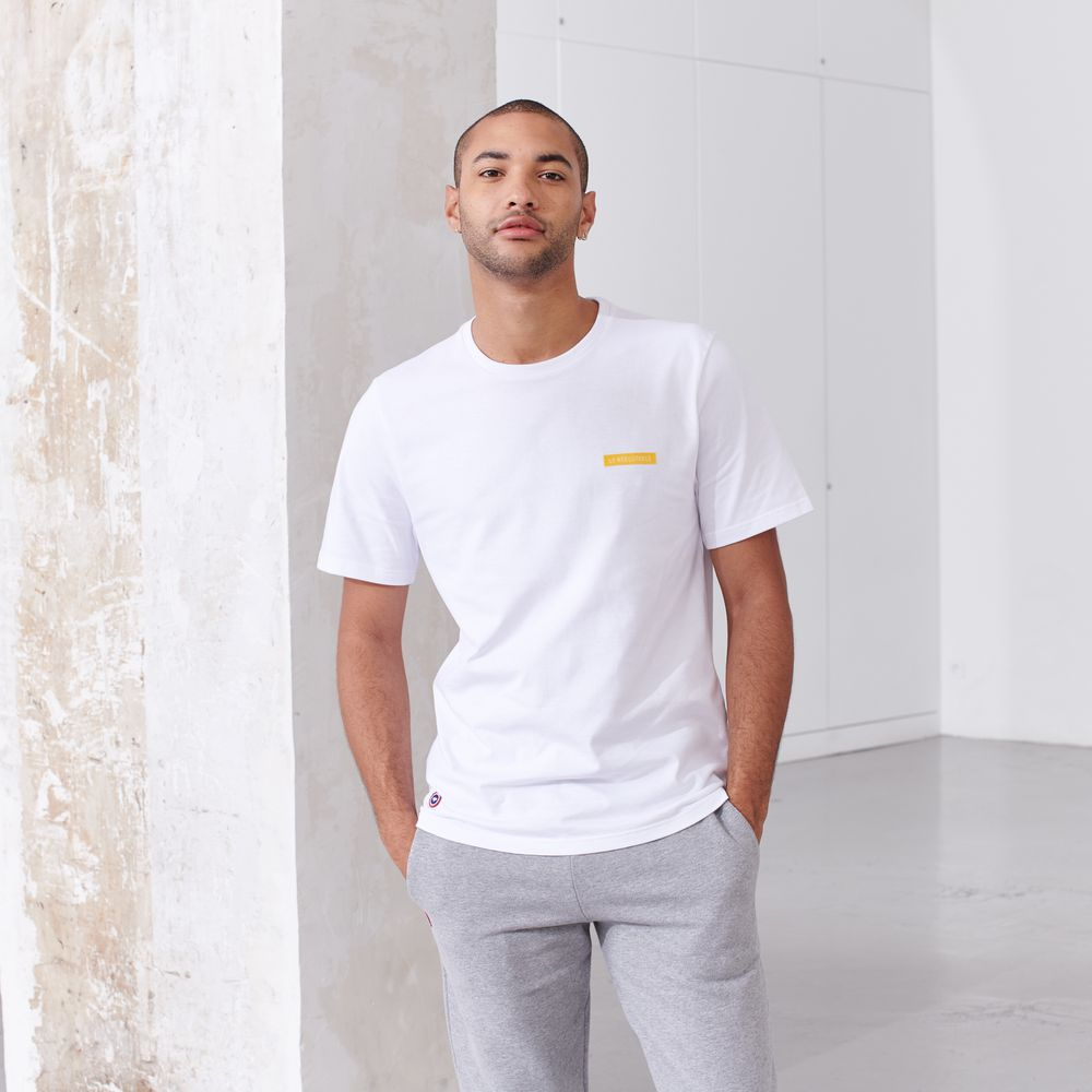 Easywear Haut Mixte Blanc/Redoutable Le Slip Français