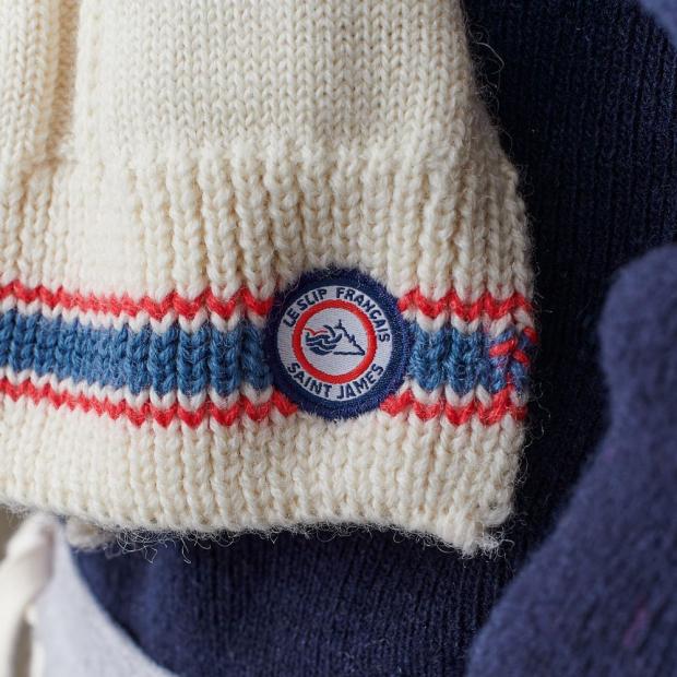 Echarpe mixte en laine mérinos