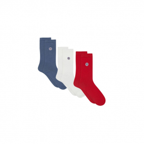 3 pairs of organic cotton socks