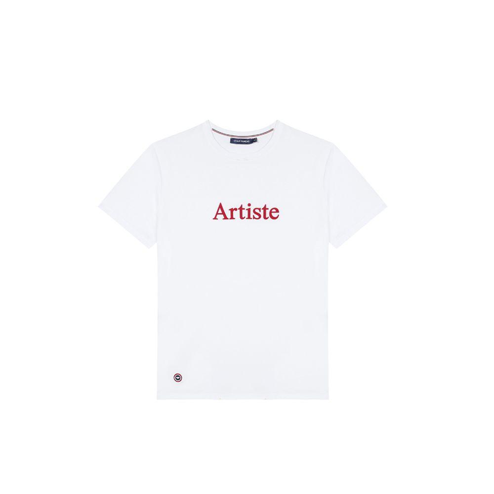 Easywear Haut Mixte Blanc/Artiste Le Slip Français