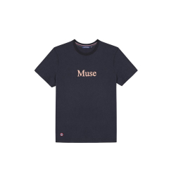 TSHIRT COL ROND LE JEAN F marinemuse