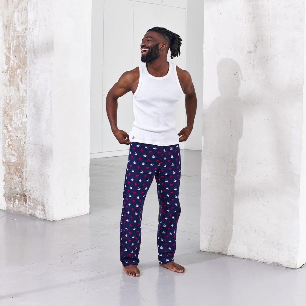 Pyjama Bas Homme Skieur Le Slip Français