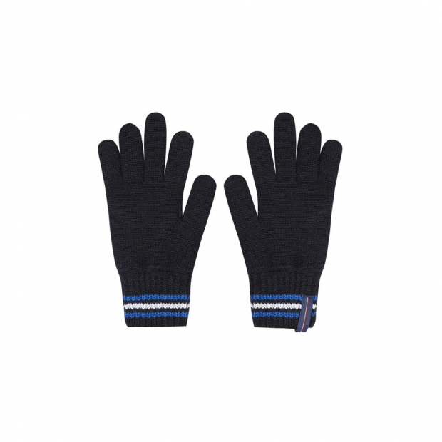 Gloves from merino wool