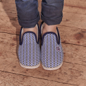 The Small Charentaises Kids' Slippers with padding