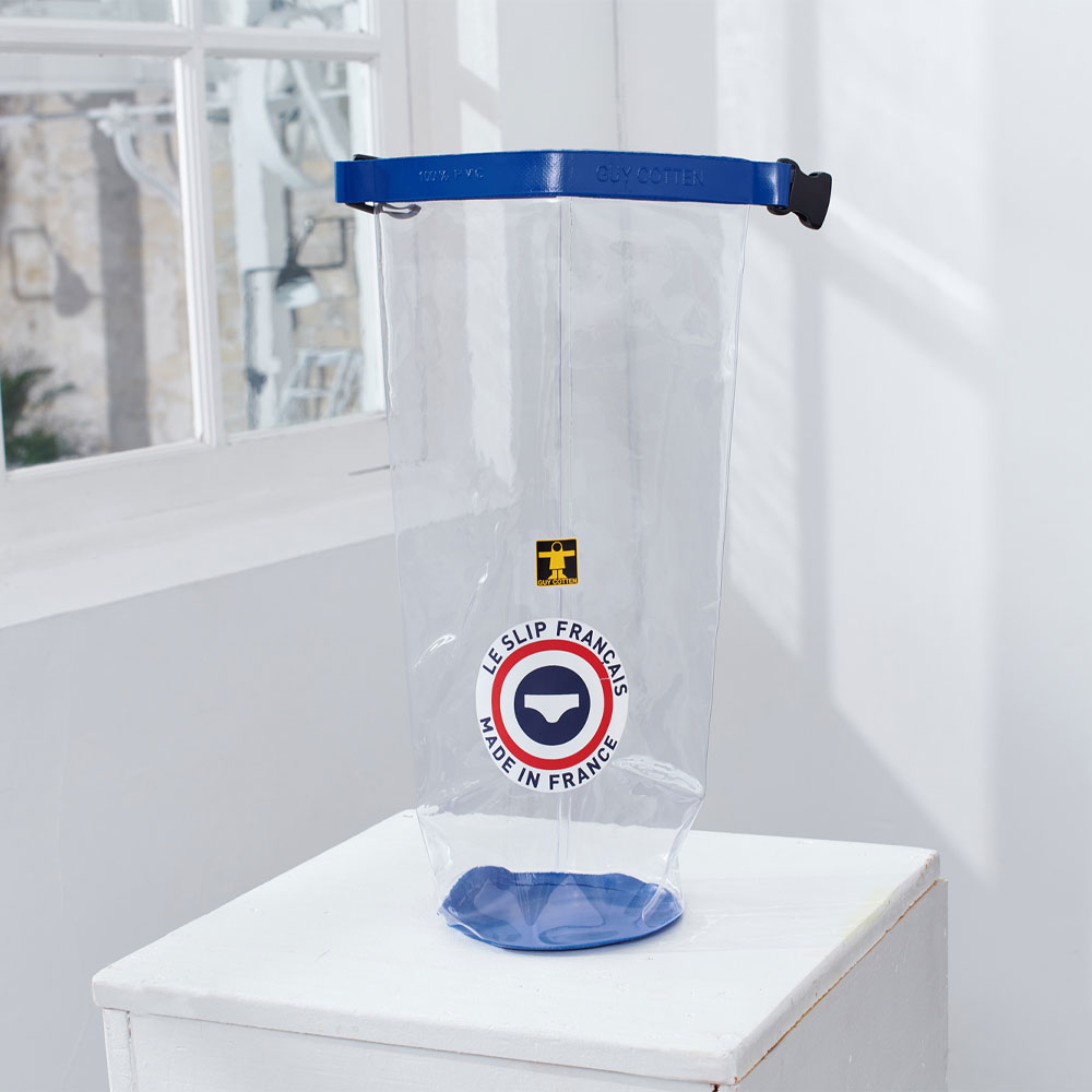 Sac Mixte Transparent Le Slip Français
