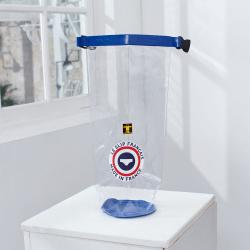 Le Transparent - Sac imperméable transparent