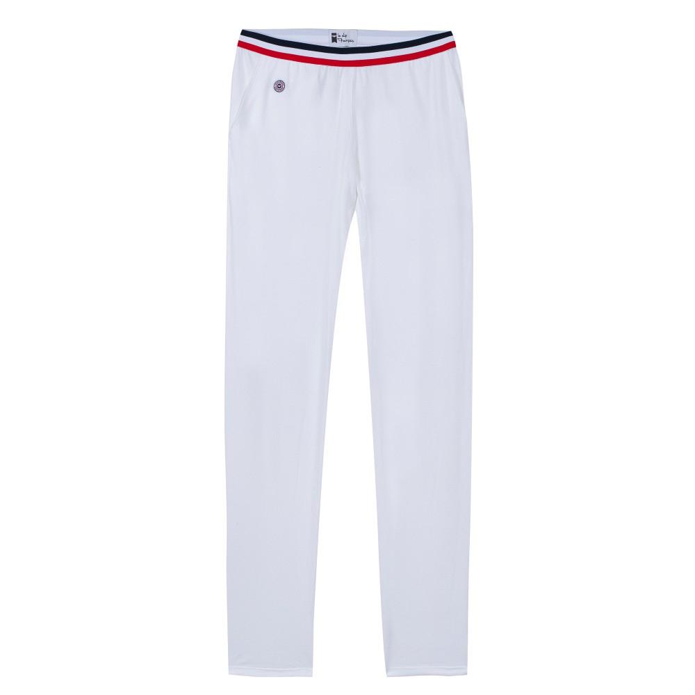 Le Toudou - Bas de pyjama blanc