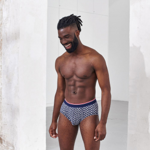 Patterned brief