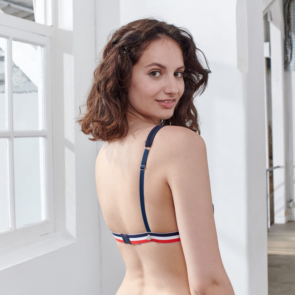 Soutien Gorge Femme Marine Le Slip Français