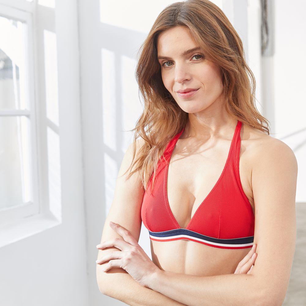 Bikini Femme La Maree Rouge Le Slip Français