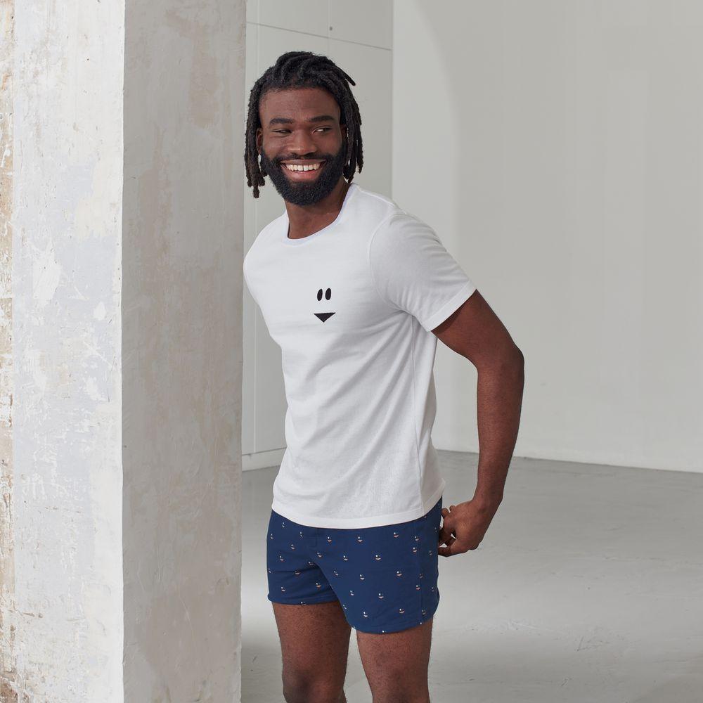 Easywear Haut Mixte Blanc Dhiver/Ensembl Le Slip Français