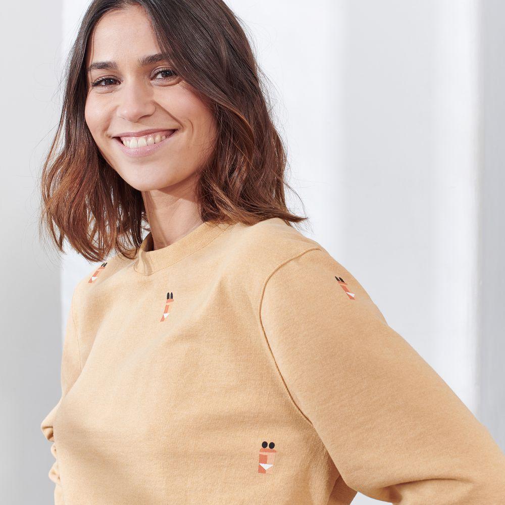 Easywear Haut Mixte Beige Sahara/Couple Le Slip Français