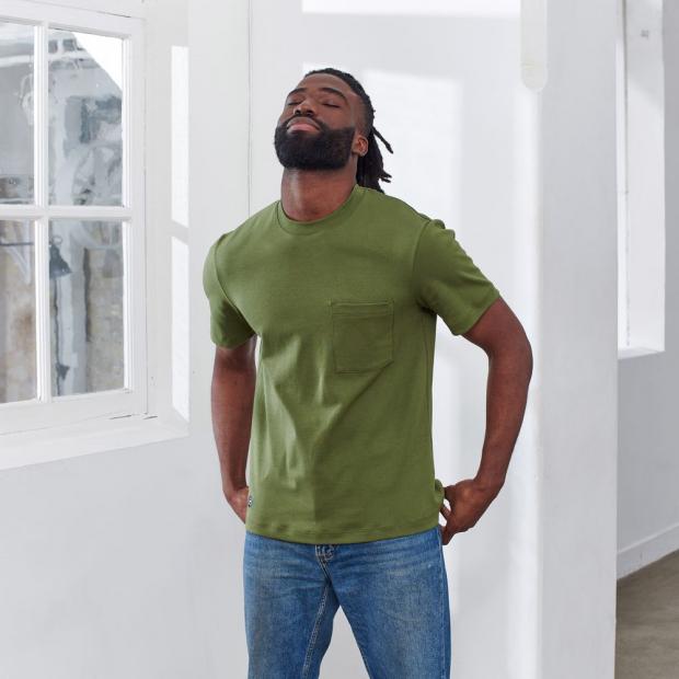 T-shirt mixte en coton bio