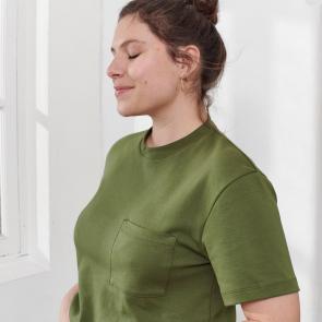 Unisex T-Shirt aus Bio-Baumwolle