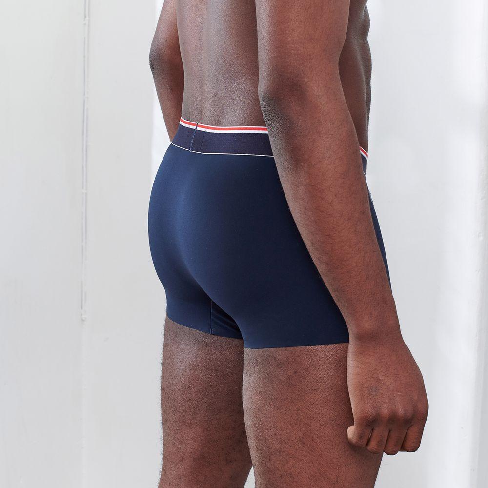 Boxer Homme Marine Lsf Le Slip Français