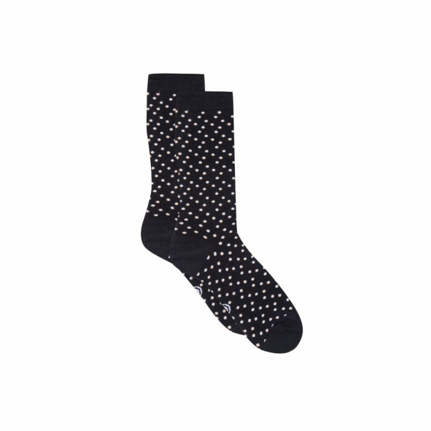 Chaussettes mixtes mi-hautes en coton bio
