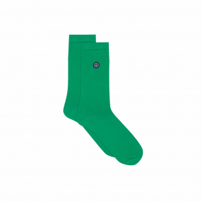 Organic cotton half-high socks