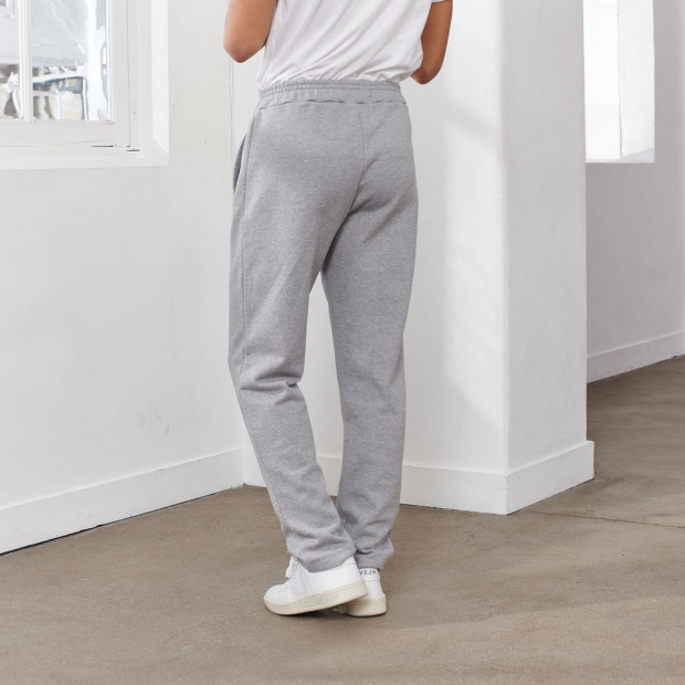 Elastischer Fleece-Jogginganzug