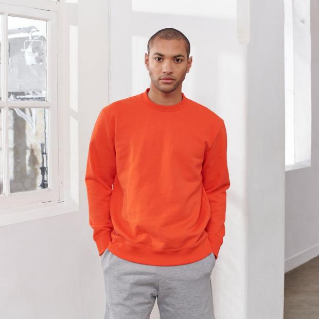 Unisex-Fleece-Sweatshirt