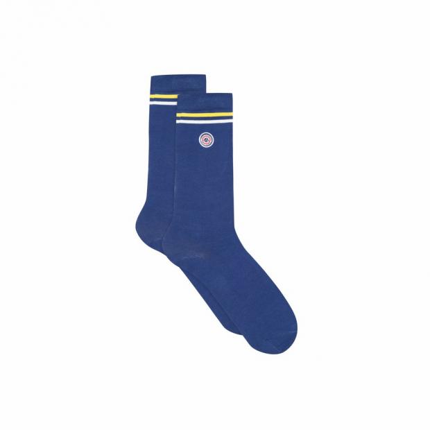 Organic cotton half-high unisex socks