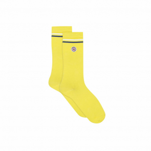 Organic cotton half-high socks