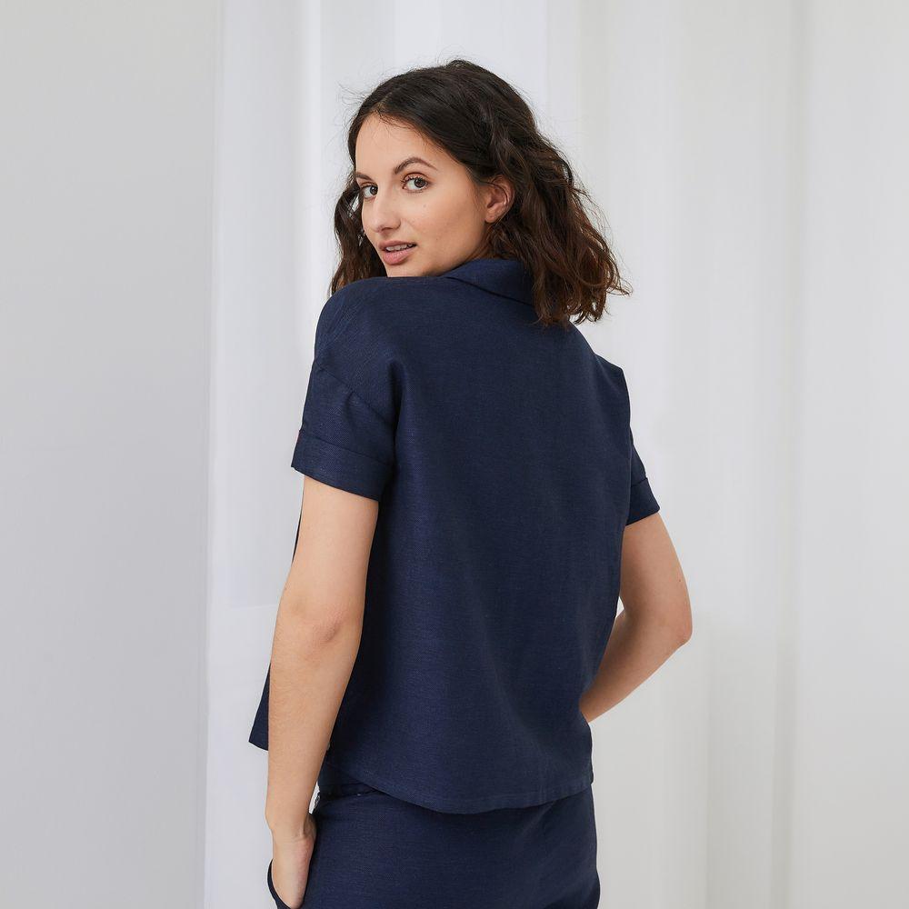 Easywear Haut Femme Indigo Le Slip Français