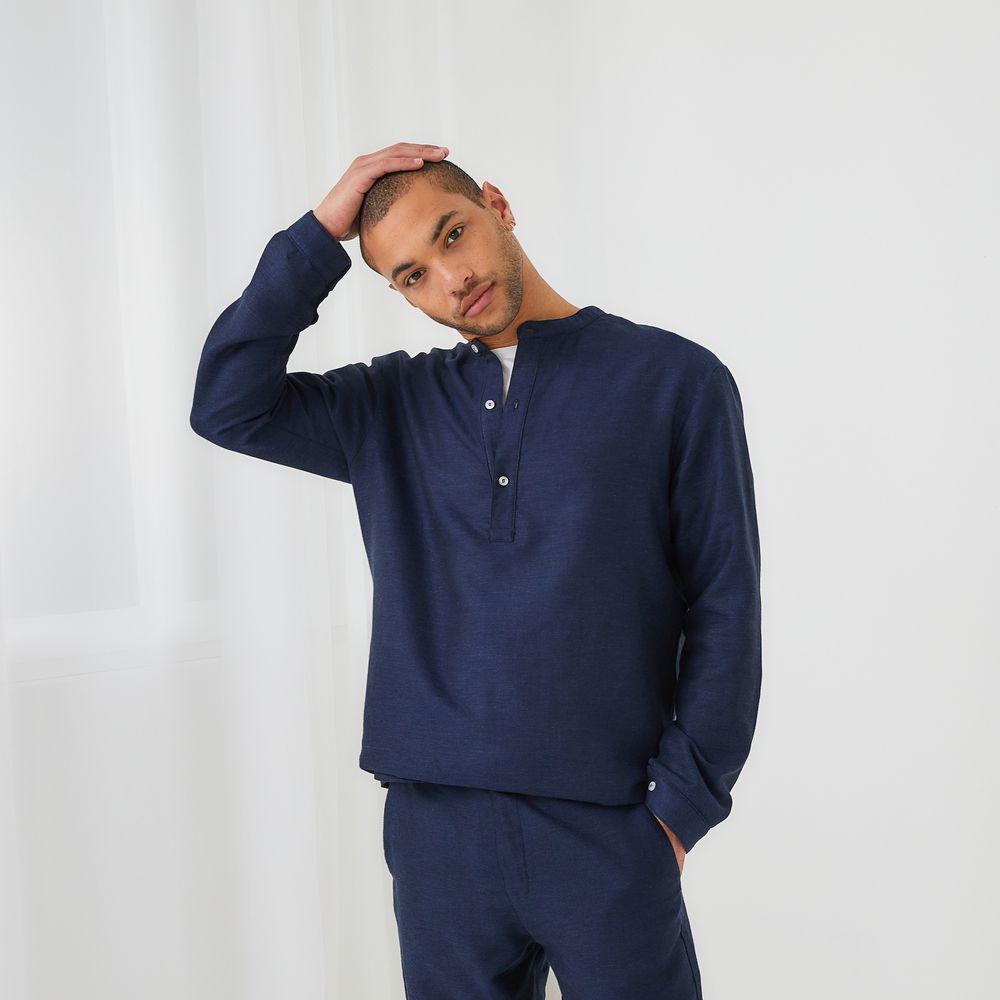 Easywear Haut Homme Indigo Le Slip Français