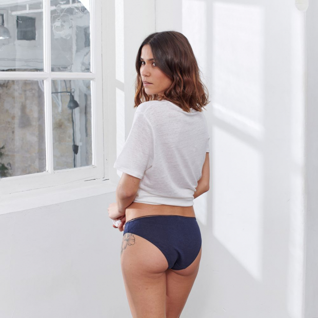 Linen panties