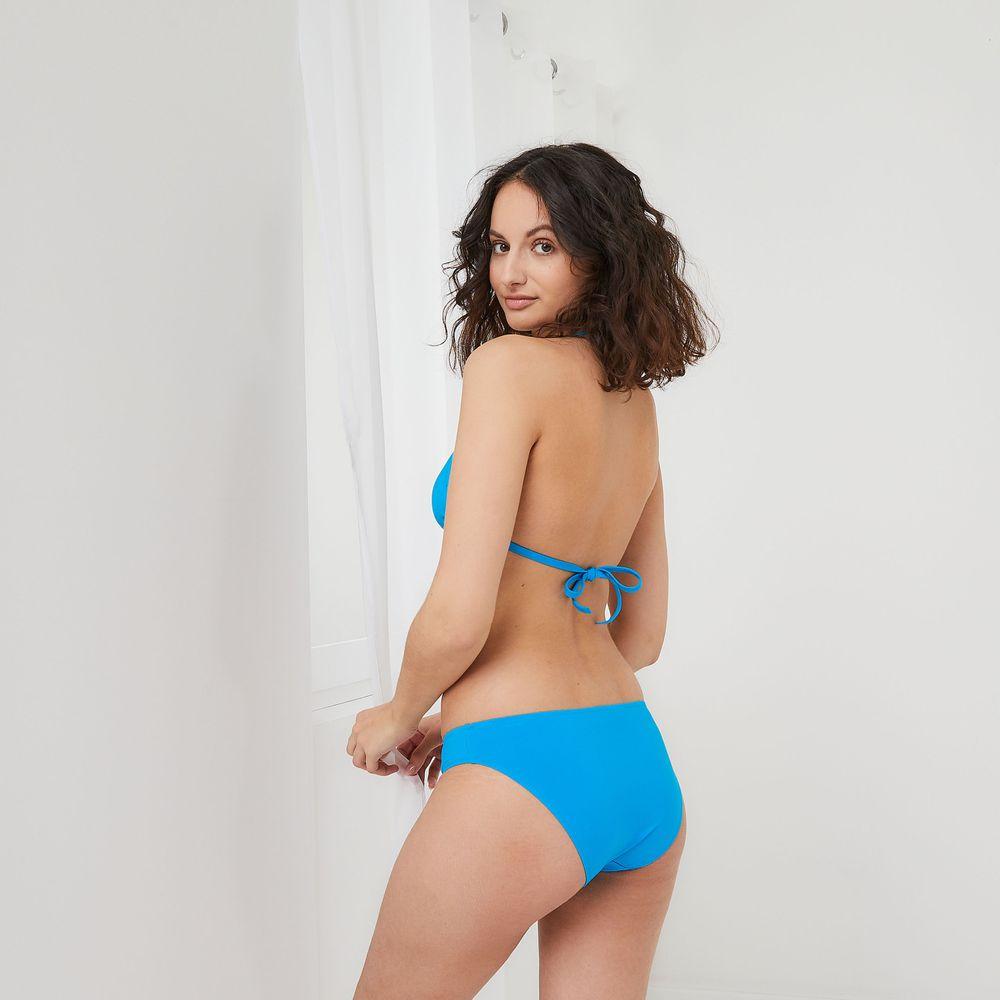 Bas De Maillot Femme Bleu Zenith Le Slip Français