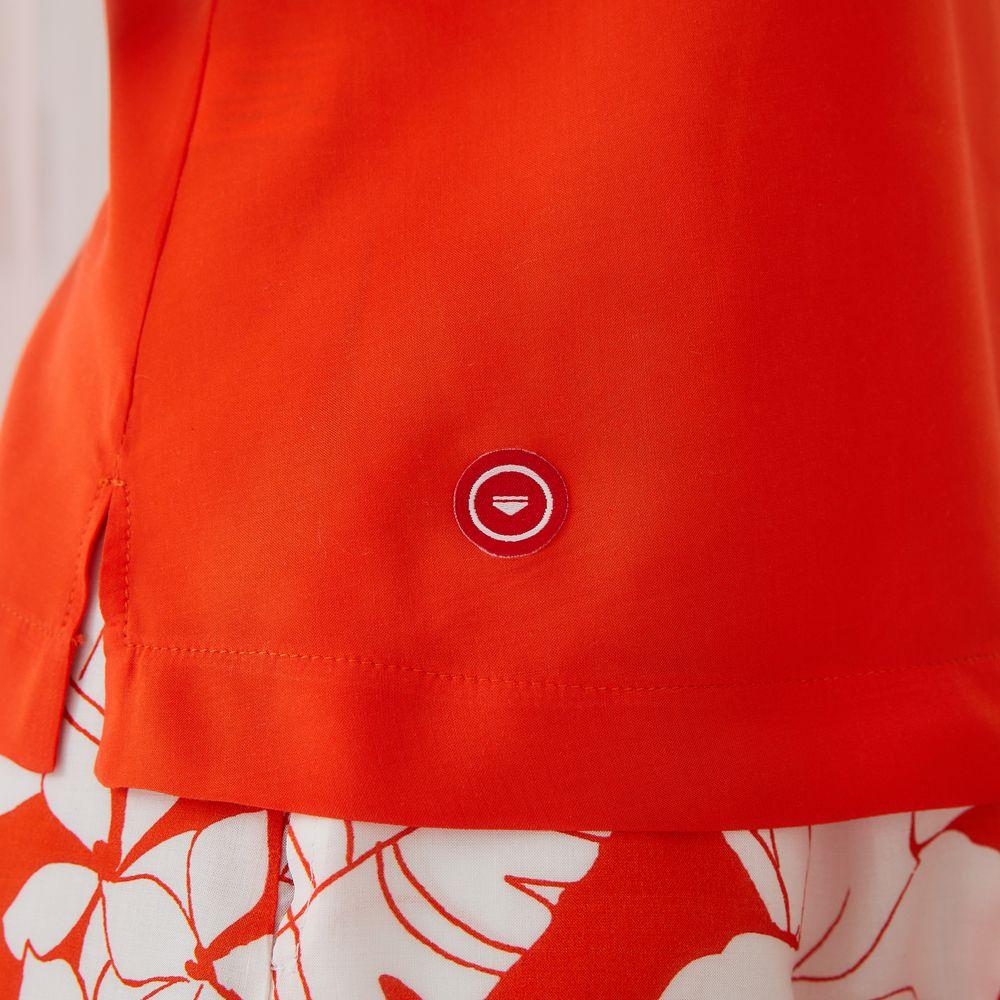 Easywear Haut Femme Rouge Occitan Le Slip Français