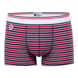Le Marius Pisteur - Blue White Red Boxer Brief