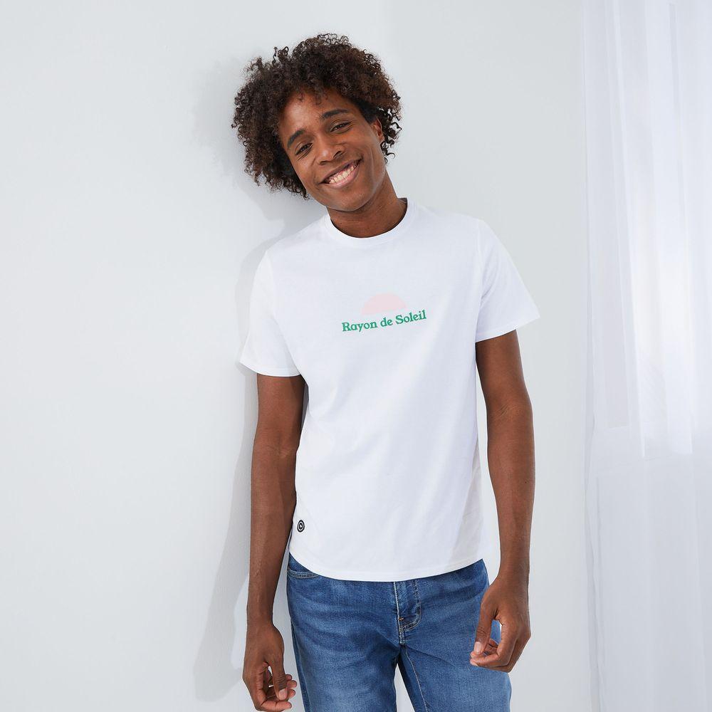 Easywear Haut Mixte Blanc/Soleil Le Slip Français