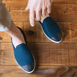 Broderie personnalisée : Chaussons
