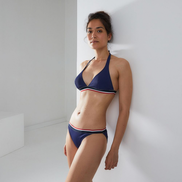 Polyamide swimming costume bottoms