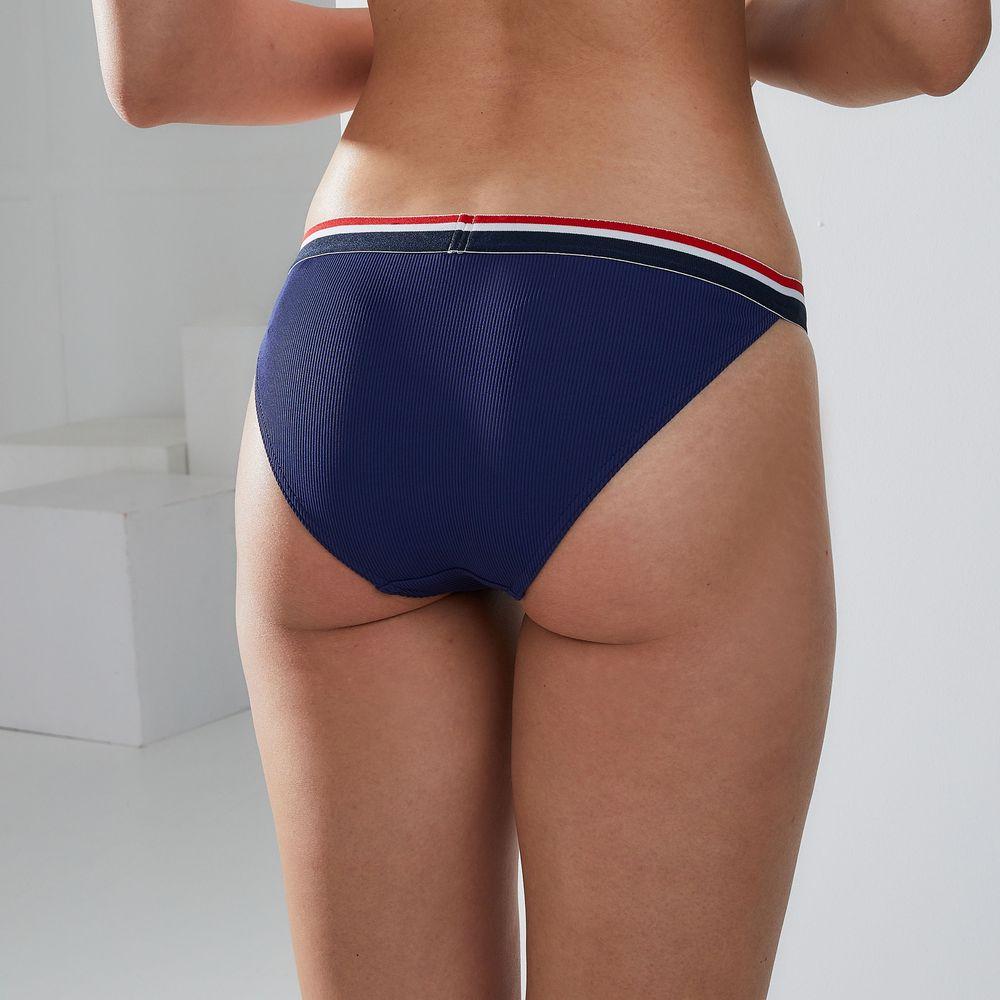 Bas De Maillot Femme Bleu Le Slip Français