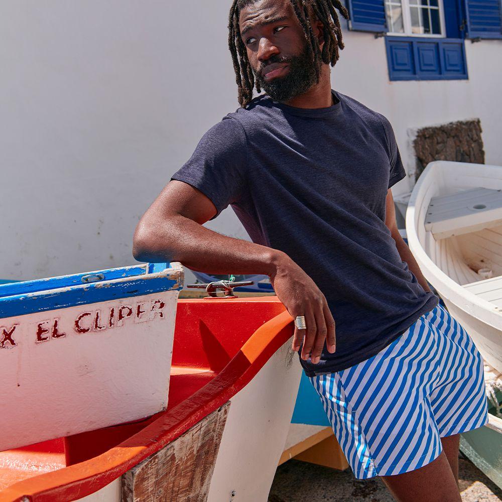 Short De Bain Homme Cabotage Le Slip Français