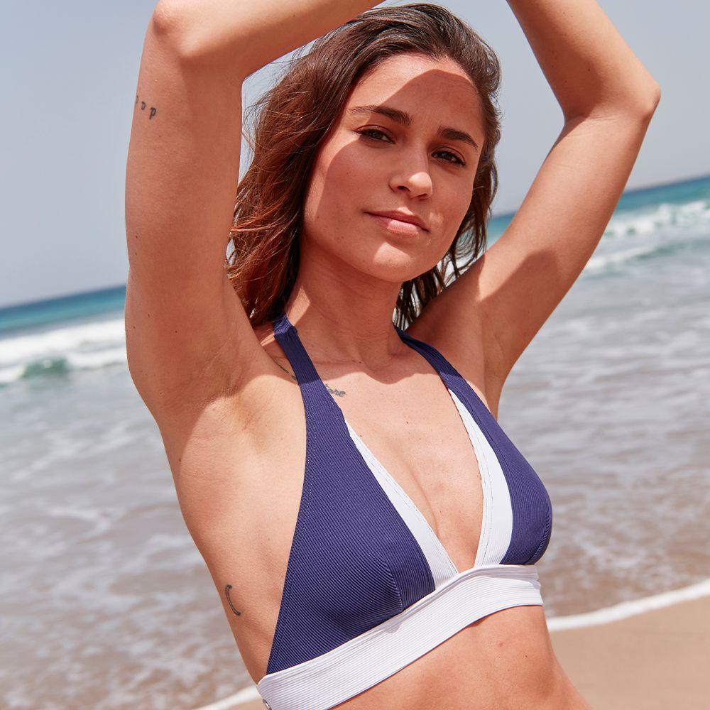 Bikini Femme La Dune Indigoblanc Le Slip Français