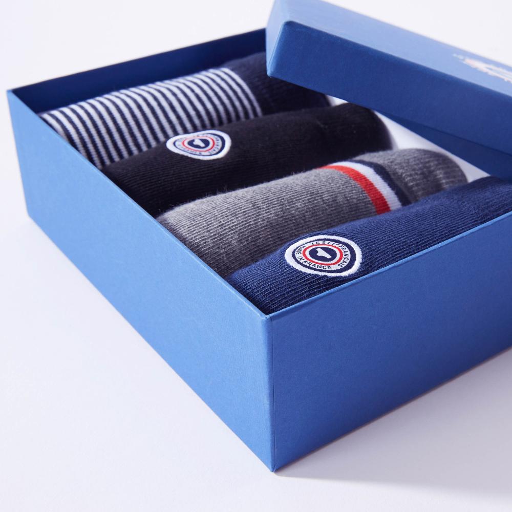 Chaussette Pack Mixte Class Le Slip Français