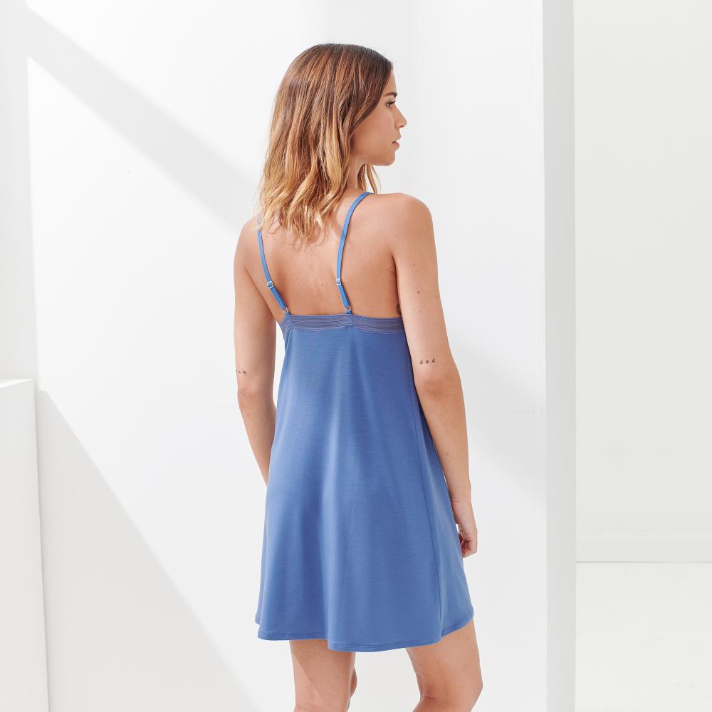 Nuisette Femme Bleu Horizon Le Slip Français