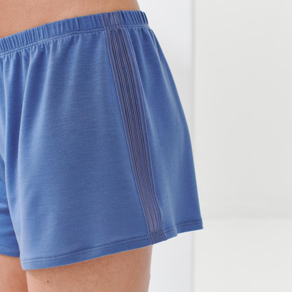 Pyjama Bas Femme Bleu Horizon Le Slip Français