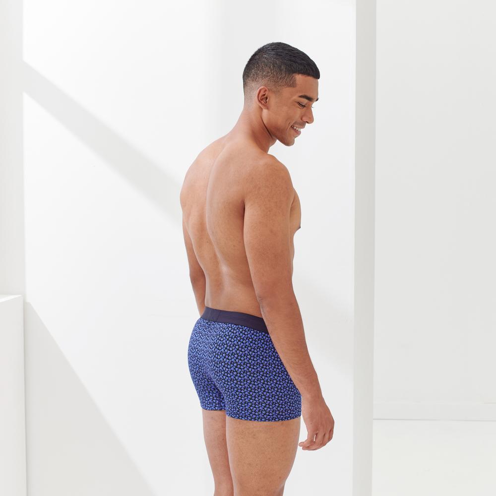 Boxer Homme Neottie Bleu Le Slip Français